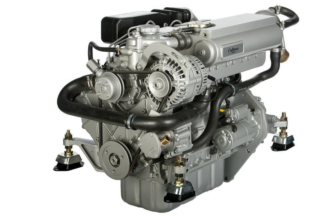 Sale of A Vessel Diesel Engine