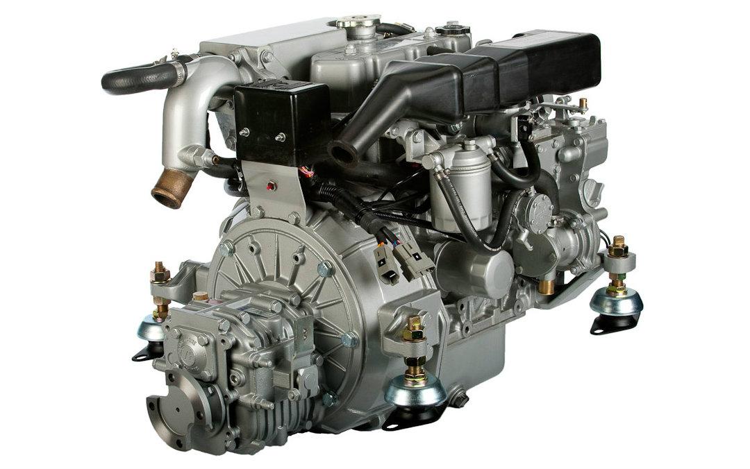 Sale of Vessel Engines