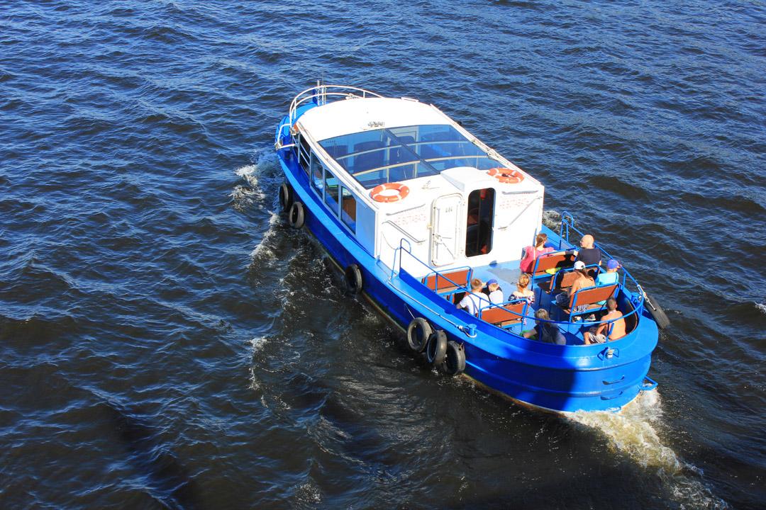 Sale of a Pleasure Boat