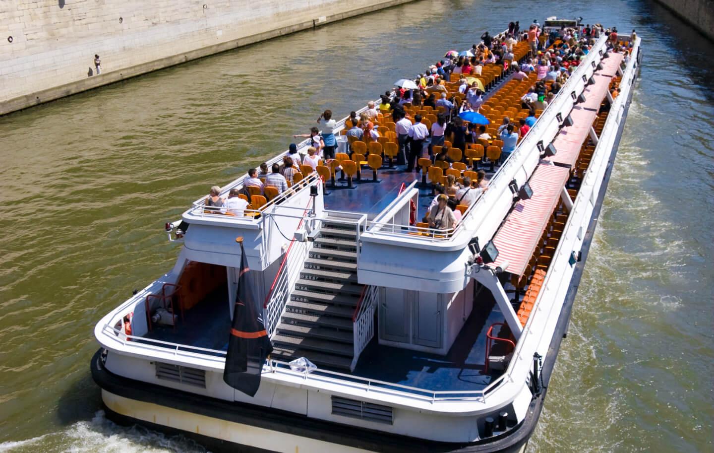 Переоборудование пассажирских судов