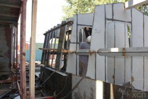 Катамаран проекта СF15САТ