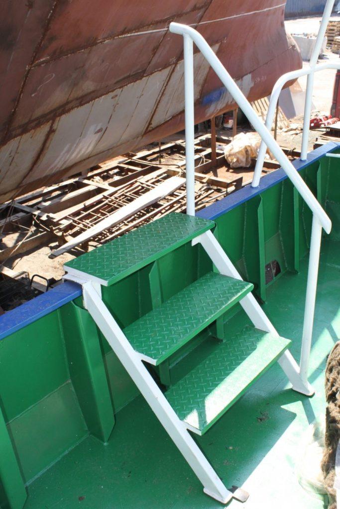 Рыбопромысловое судно проекта SF15