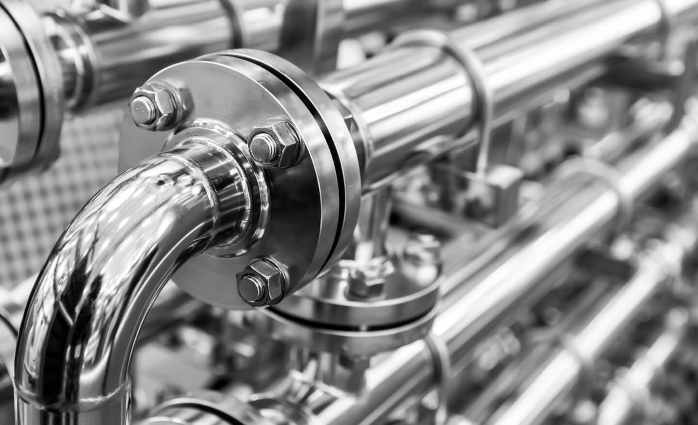 Изготовление и монтаж систем судовых трубопроводов
