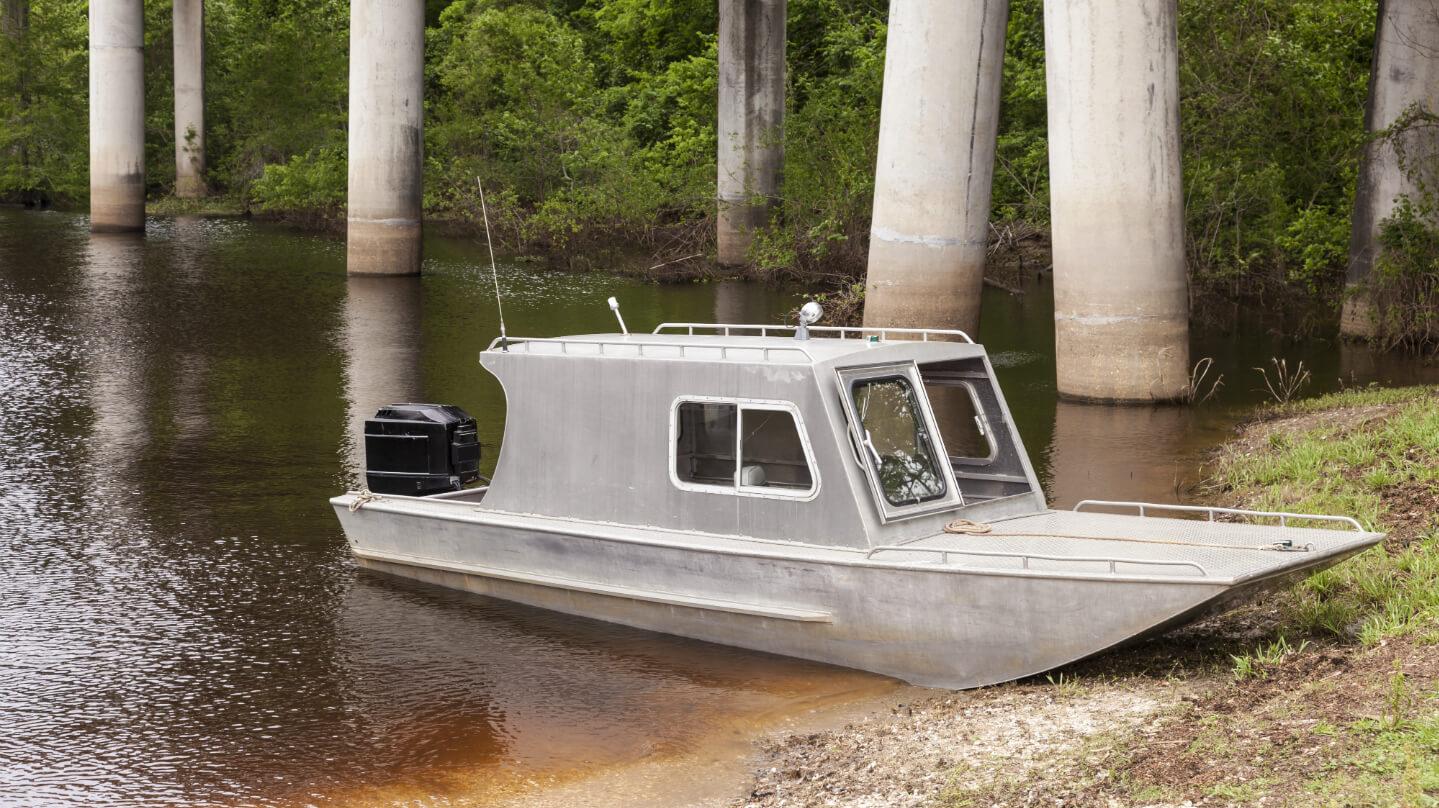 Постройка лодки