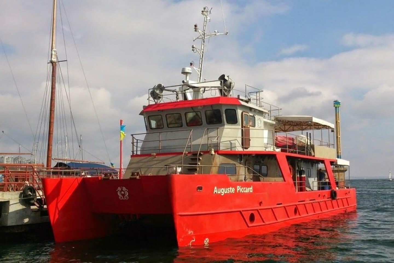 Постройка прогулочного судна