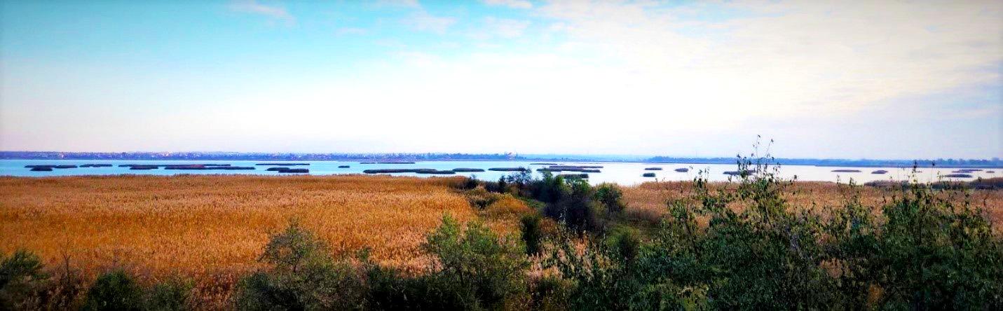 Озеро Біле, Білозерський р-н, Херсонська обл. Фото Олексія Авдєєва